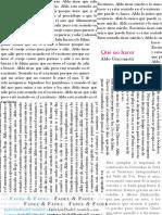 Que No Hacer Web- Aldo Giacometti