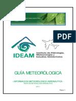 Guia Metar Ideam 2011