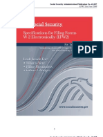 2008 W-2 Filing Options (IRS)