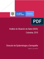 Asis Colombia 2018