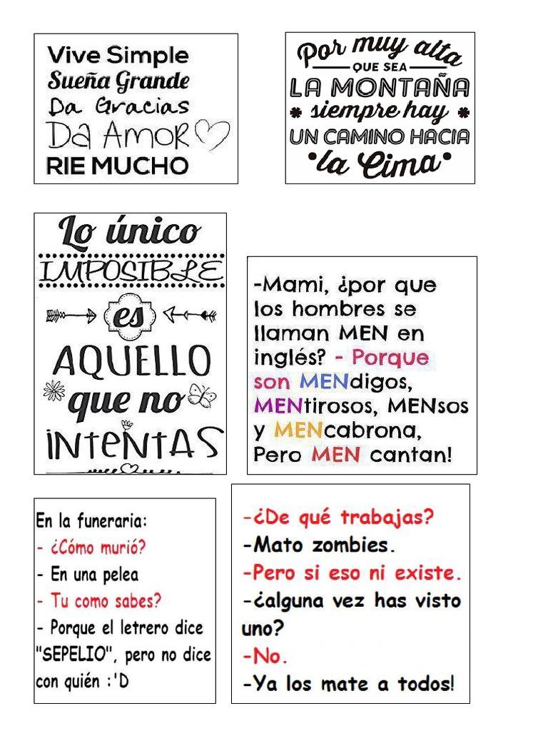 Frases Para El Amigo Invisible