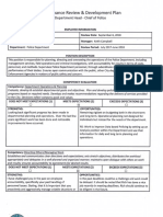 Pages From Performance Evaluations - Sebens, Richard
