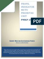 Profil Indikator Prioritas Unit