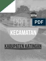 Profil Kecamatan Kabupaten Katingan 2016.pdf
