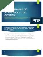 Diagramas de alambrado y diagramas de control