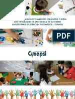 Guia de Estrategias de Intervenciòn Para Niños y Niñas Con Dificultades de Aprendizaje en Cunapsi