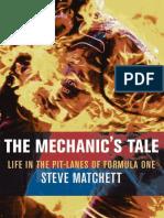 Steve Matchett-The Mechanic's Tale_ Life in the Pit-Lanes of Formula One  -Orion Books (2010).epub