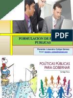 237657813 3y4 Formulacion de Politicas Publicas Ppt