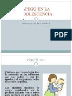 APEGO EN LA ADOLESCENCIA DESARROLLO II.pptx