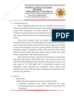 1515247_proposal Kp Pt. Pertamina Ru Vi Balongan 2018