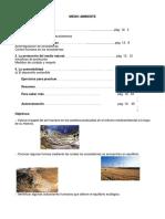 Medio Ambiente - Indice