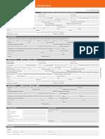Ficha de Datos Clientes PF