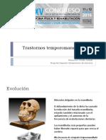 Xxv Congreso Svmerf Ponencias Disfuncion Oromandibular