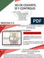 ESTUDIOS DE COHORTE, CASOS Y CONTROLES (1).pptx