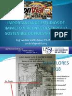 2015 Sotil Importancia de Estudios de Impacto Vial en El Desarrollo Sostenible de Nuestra Ciudad
