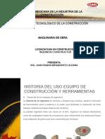 MAQUINARIA DE OBRA