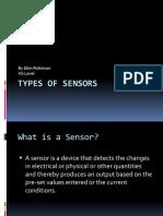 Type Sof Sensor Sebinrobinsor