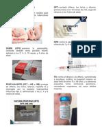 10 Vacunas y Lo Que Previenen