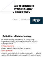 Overview Biotech