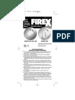 Manual Firex Ad,Adc,Pad,Fadc English 110658c