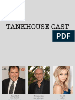 Tankhouse Photo Cast List