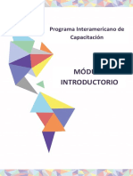 Módulo Introductorio 2019