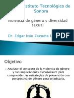 Violencia Genero y Diversidad