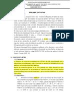 Resumen Ejecutivo Canal Chuco