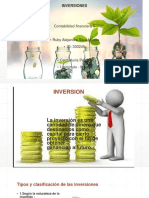 Contabilidad Financiera II Inversiones