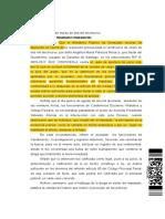 CA San Miguel Rol N° 302-2019 Rechaza Recurso de Apelación del MP y Confirma Exclusión de Prueba por Control de Identidad Ilegal. Cruzar la Calle