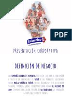 PRESENTACION CORPORATIVA COLOMBINA