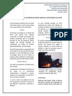 AIY T10 Accidente Petrolero Sanchi Sanchez Gonzalez