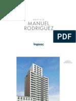 Presentación - Edificio Manuel Rodriguez
