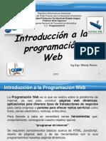 Introduccion a La Programacion Web