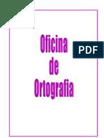 oficina de ortografia