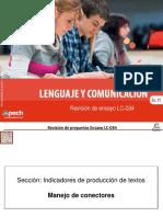Clase 14 Revisión Ensayo LC-034 2016 CEG.ppt