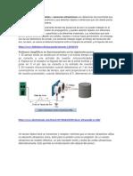 Sensores ultrasonico e infrarrojo