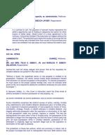 Jurisprudence - Accion Publicia and Unlawful Detainer