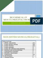 Biochemistry-Musculoskeletal Disorder.pptx