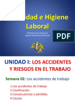 02 SEHL Los Accidentes de Trabajo