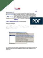 DPG Tools