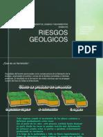 RIESGOS GEOLGICOS