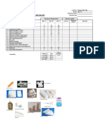 First Aid Box - Inspection Checklist