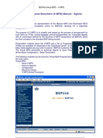 Virtual Multi Purpose Document Manual - Agent