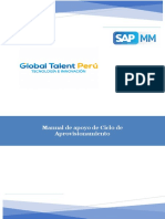 Aprovicionamiento de Materiales en SAP MM 1564173319