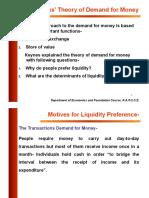 Liquidity Preference Theory.pdf
