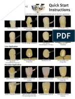 Ceramco PFZ Veneering Liquids Inhzzvu Step by Step PDF en 1402