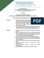 2 Sk Struktur Organisasi Fix Smk Muhammdiyah Lsp
