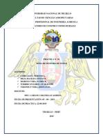 Universidad Nacional de Trujillo Agricola