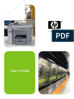 Hp Office jet 9100 manual